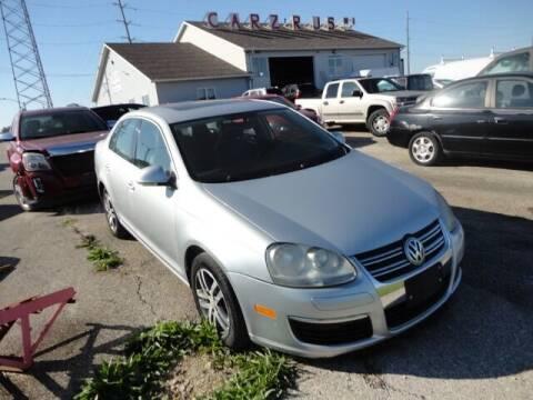 2006 Volkswagen Jetta for sale at CARZ R US 1 in Heyworth IL