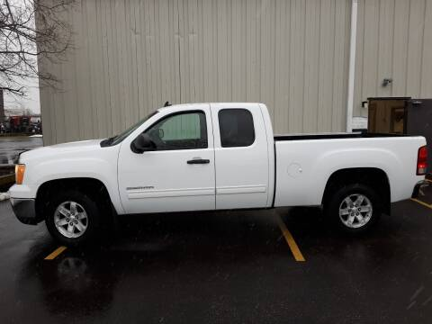 2011 GMC Sierra 1500 for sale at C & C Wholesale in Cleveland OH