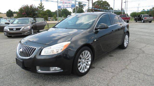 2011 Buick Regal for sale at Minden Autoplex in Minden LA