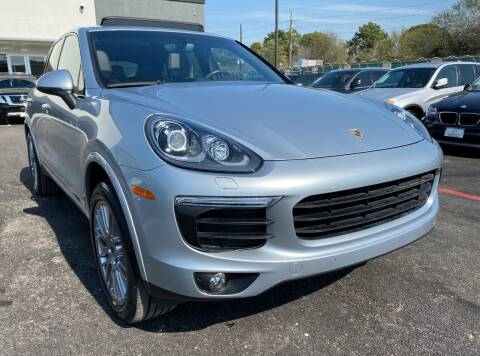 2017 Porsche Cayenne for sale at KAYALAR MOTORS in Houston TX