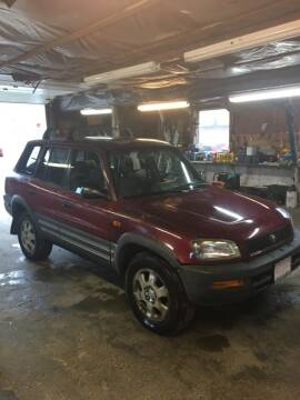 1997 Toyota RAV4 for sale at Lavictoire Auto Sales in West Rutland VT