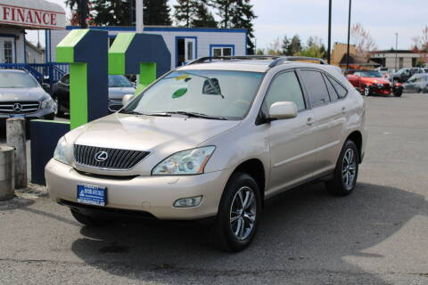 2004 Lexus RX 330 for sale at BAYSIDE AUTO SALES in Everett WA