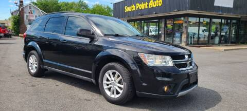 2013 Dodge Journey for sale at South Point Auto Plaza, Inc. in Albany NY