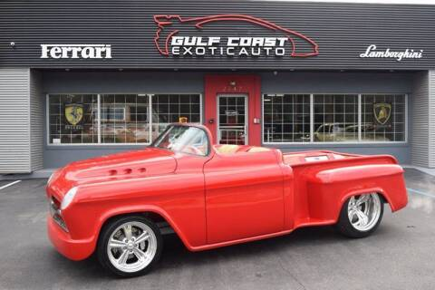 1956 Chevrolet Custom for sale at Gulf Coast Exotic Auto in Biloxi MS