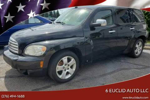 2006 Chevrolet HHR for sale at 6 Euclid Auto LLC in Bristol VA