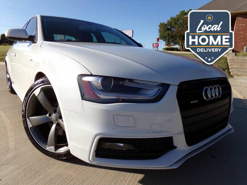 2014 Audi A4 for sale at Calvary Motors, Inc. in Bixby OK
