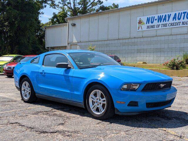 2011 Ford Mustang for sale at Nu-Way Auto Ocean Springs in Ocean Springs MS