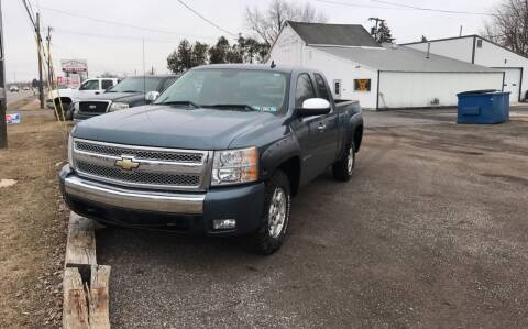 2007 Chevrolet Silverado 1500 for sale at Autos Unlimited, LLC in Adrian MI