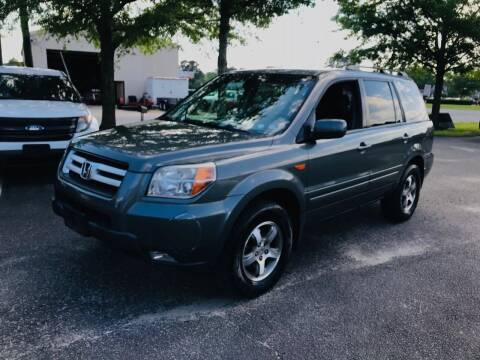 2008 Honda Pilot for sale at Carpro Auto Sales in Chesapeake VA