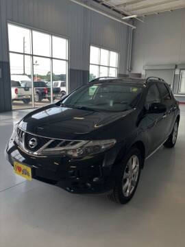 2012 Nissan Murano for sale at Tom Peacock Nissan (i45used.com) in Houston TX