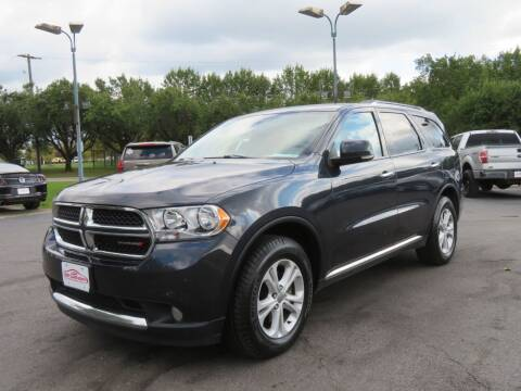 2013 Dodge Durango for sale at Low Cost Cars North in Whitehall OH