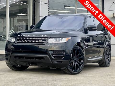 2016 Land Rover Range Rover Sport for sale at Carmel Motors in Indianapolis IN