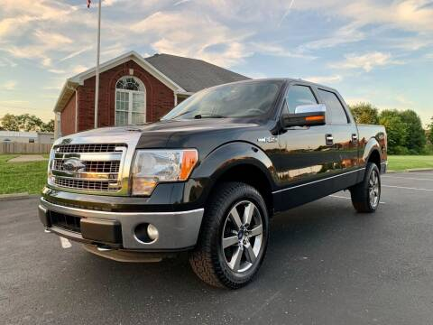 2014 Ford F-150 for sale at HillView Motors in Shepherdsville KY