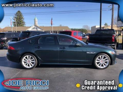 2017 Jaguar XF for sale at Mr Intellectual Cars in Shelby Township MI