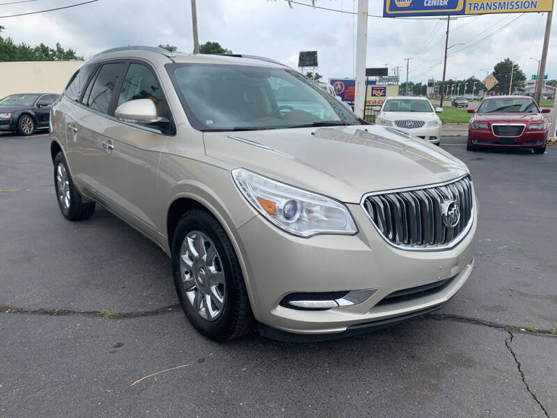 2014 Buick Enclave for sale at Summit Palace Auto in Waterford MI