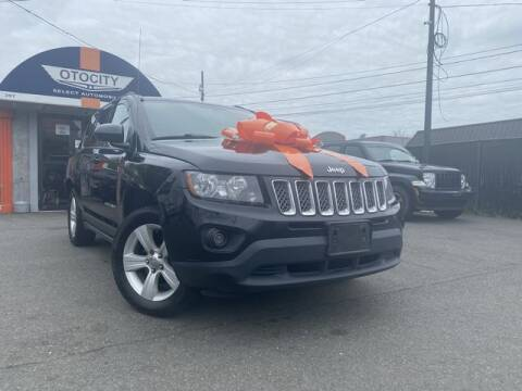 2015 Jeep Compass for sale at OTOCITY in Totowa NJ