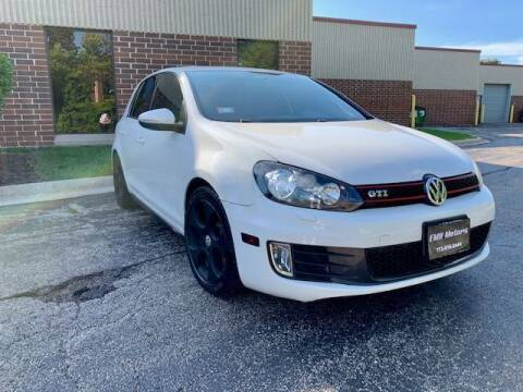 2010 Volkswagen GTI for sale at EMH Motors in Rolling Meadows IL