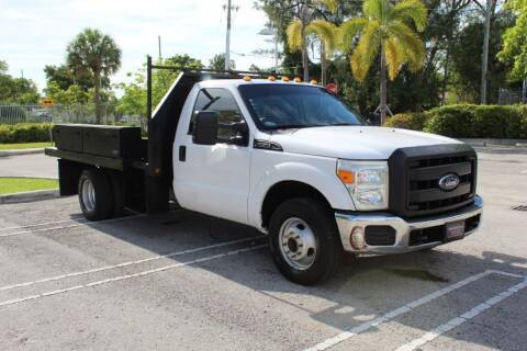 2015 Ford F-350 Super Duty for sale at Truck and Van Outlet in Miami FL