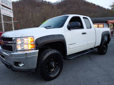 2012 Chevrolet Silverado 2500HD for sale at Kerwin's Volunteer Motors in Bristol TN