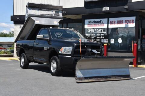 2015 RAM Ram Pickup 2500 for sale at Michaels Auto Plaza in East Greenbush NY