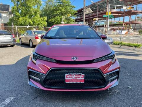 2020 Toyota Corolla for sale at Buy Here Pay Here Auto Sales in Newark NJ