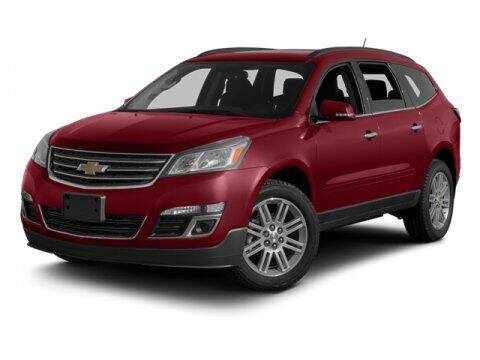 2013 Chevrolet Traverse for sale at Uftring Weston Pre-Owned Center in Peoria IL