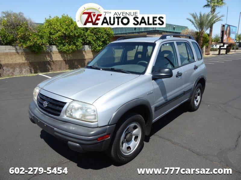 2004 Suzuki Vitara for sale in Phoenix, AZ