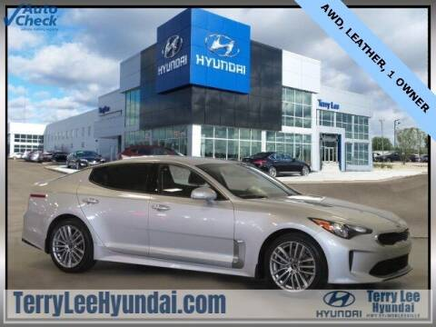 2018 Kia Stinger for sale at Terry Lee Hyundai in Noblesville IN