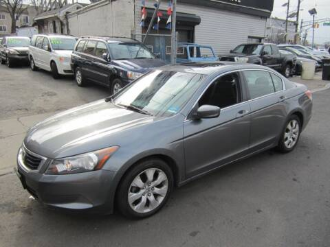 2008 Honda Accord for sale at Cali Auto Sales Inc. in Elizabeth NJ