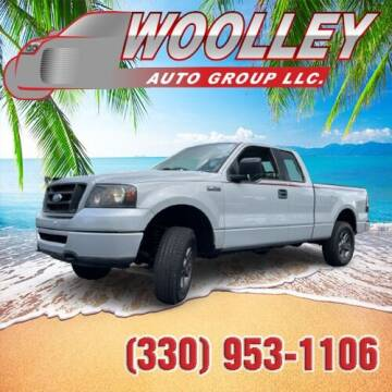 2006 Ford F-150 for sale at Woolley Auto Group LLC in Poland OH