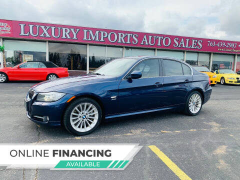 2011 BMW 3 Series for sale at LUXURY IMPORTS AUTO SALES INC in North Branch MN