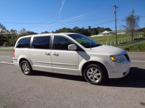 2008 Chrysler Town and Country for sale at Car Depot Auto Sales Inc in Seymour TN