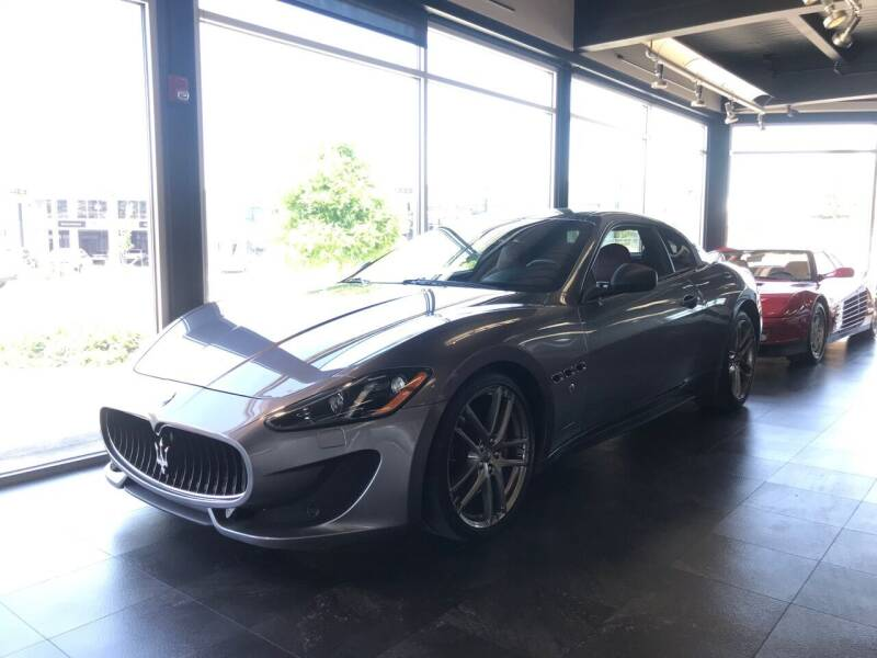2014 Maserati GranTurismo for sale at Zadart in Bellevue WA