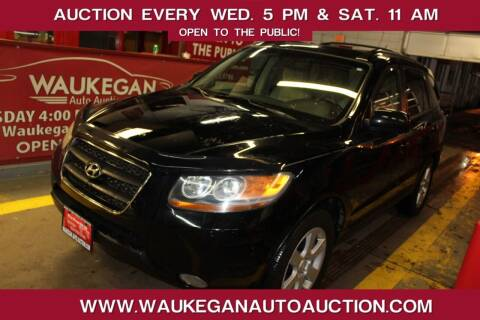 2007 Hyundai Santa Fe for sale at Waukegan Auto Auction in Waukegan IL