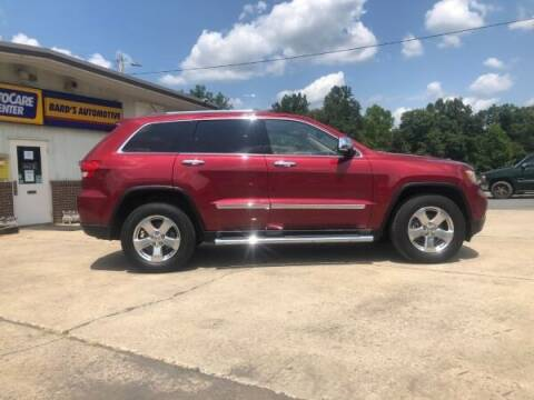 2013 Jeep Grand Cherokee for sale at BARD'S AUTO SALES in Needmore PA