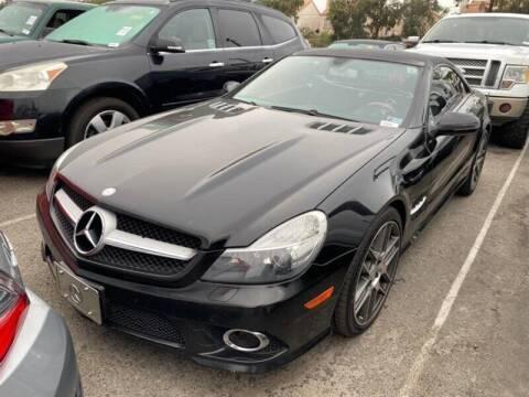 2009 Mercedes-Benz SL-Class for sale at Boktor Motors in North Hollywood CA