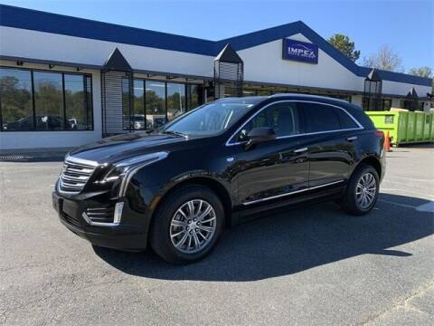 2017 Cadillac XT5 for sale at Impex Auto Sales in Greensboro NC