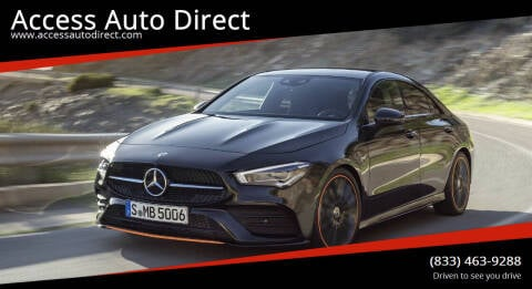 2020 Mercedes-Benz CLA for sale at Access Auto Direct in Baldwin NY