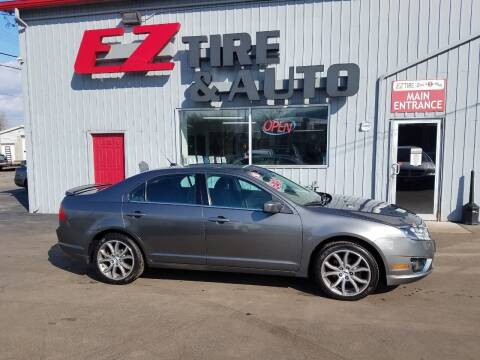2010 Ford Fusion for sale at EZ Tire & Auto in North Tonawanda NY