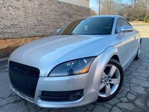 2008 Audi TT for sale at Gwinnett Luxury Motors in Buford GA