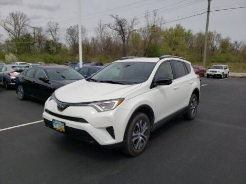 2017 Toyota RAV4 for sale at White's Honda Toyota of Lima in Lima OH