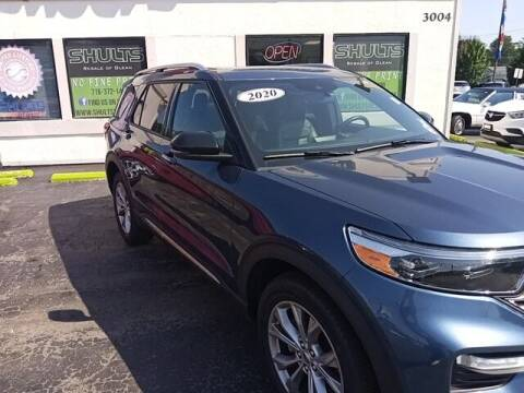 2020 Ford Explorer for sale at Shults Resale Center Olean in Olean NY
