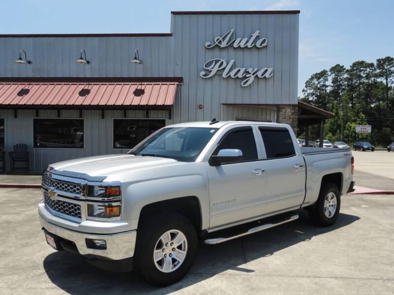 2015 Chevrolet Silverado 1500 for sale at Grantz Auto Plaza LLC in Lumberton TX