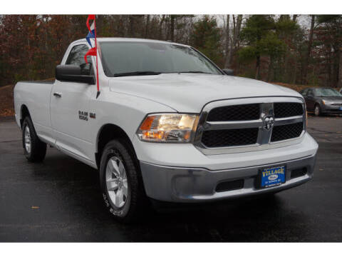 2017 RAM Ram Pickup 1500 for sale at VILLAGE MOTORS in South Berwick ME