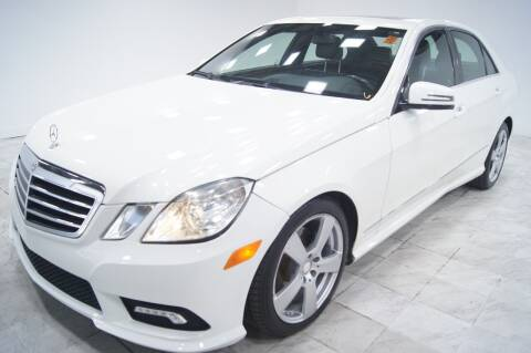 2011 Mercedes-Benz E-Class for sale at Sacramento Luxury Motors in Carmichael CA