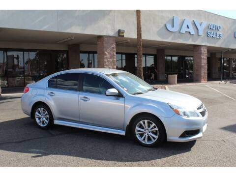 2013 Subaru Legacy for sale at Jay Auto Sales in Tucson AZ
