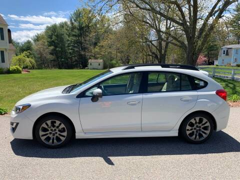 2015 Subaru Impreza for sale at 41 Liberty Auto in Kingston MA