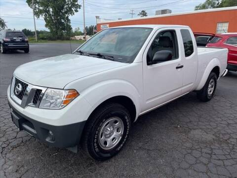 2017 Nissan Frontier for sale at HUFF AUTO GROUP in Jackson MI