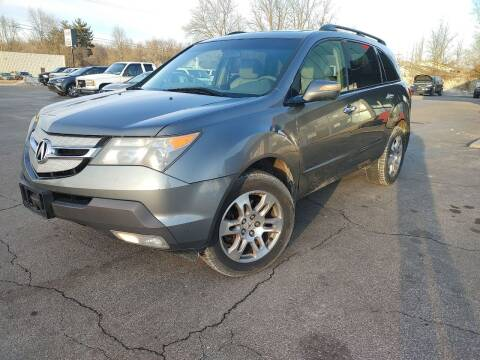 2008 Acura MDX for sale at Cruisin' Auto Sales in Madison IN