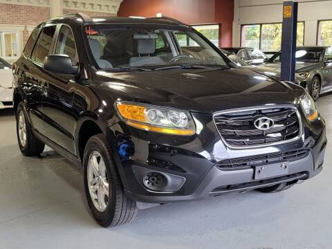 2011 Hyundai Santa Fe for sale at AW Auto & Truck Wholesalers  Inc. in Hasbrouck Heights NJ